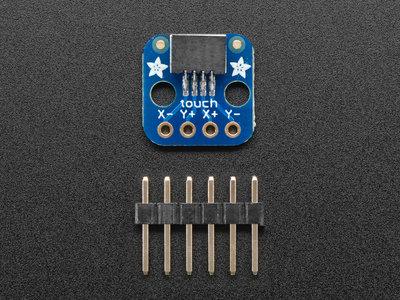 Touch Screen Breakout Board for 4 pin 1.0mm FPC  Adafruit 3575