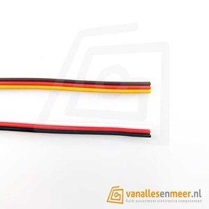 Servo Kabel  Servo Cable recht