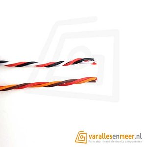 Servo Kabel  Servo Cable Twist