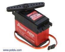 FEETECPower HD Ultra-High-Torque, High-Voltage Digital Giant Servo HD-1235MG Pololu 2375